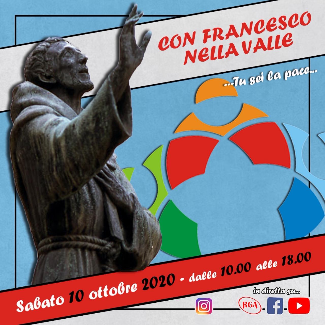 Con Francesco… perdonati per perdonare