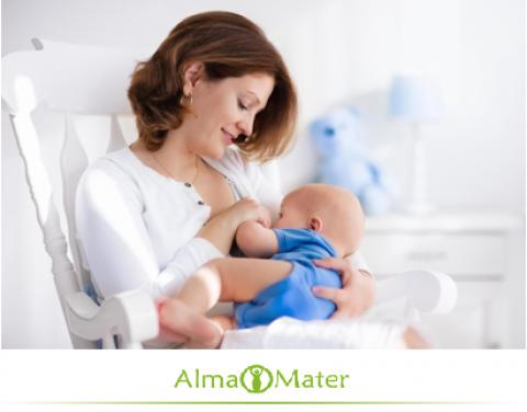 Lo spazio allattamento, a cura di Alma Mater