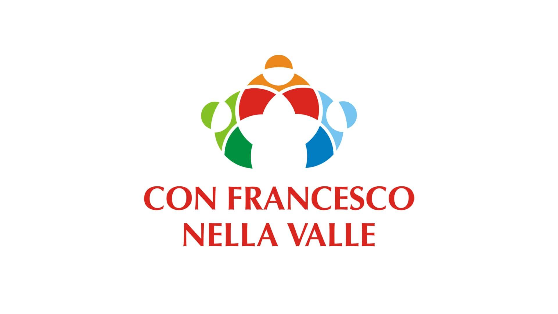 Un viaggio… con Francesco nella Valle: la storia del logo