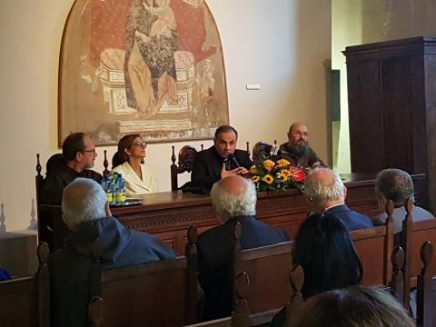"""Presentata in conferenza stampa la prima edizione di """"Con Francesco nella Valle"""""""